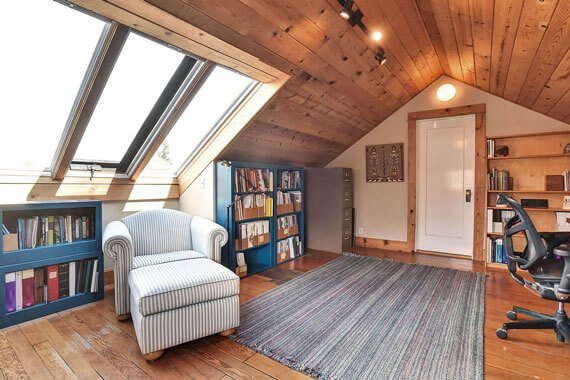 Room in the attic